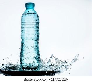 pure water bottle