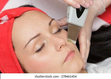 Purifying sensitive skin