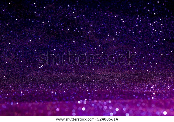 purple abstract background with bokeh defocused lights christmas