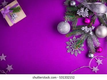 Purple Christmas.Purple Christmas Images Stock Photos Vectors Shutterstock