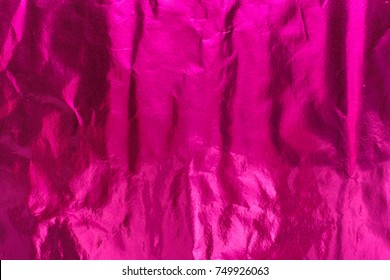 Purple foil paper texture for text and background