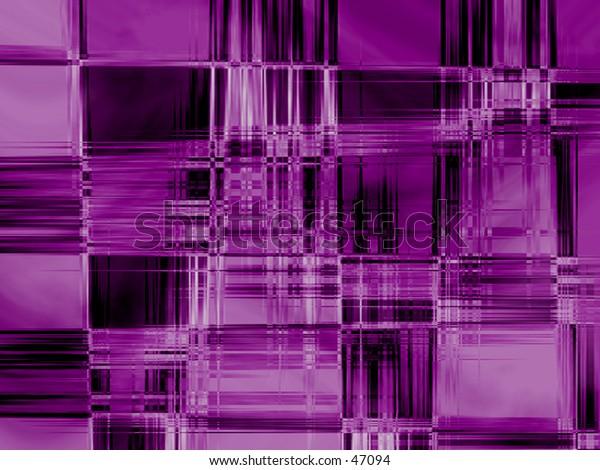 Purple geometric abstract