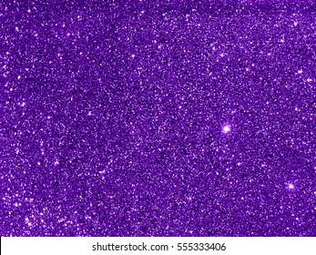purple glitter texture background close up