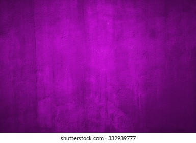 Purple grunge textured wall