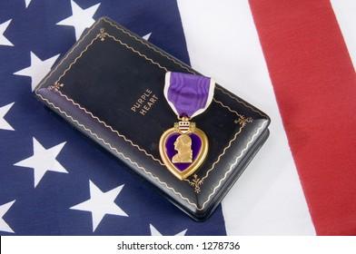 A Purple Heart 13 (memorial day series)