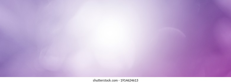 Purple Leaf background. Blurred leaves and circular bokeh. Abstract for design and wallpaper.