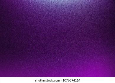 Purple metal foil background glitter