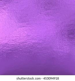 Purple Metallic Foil