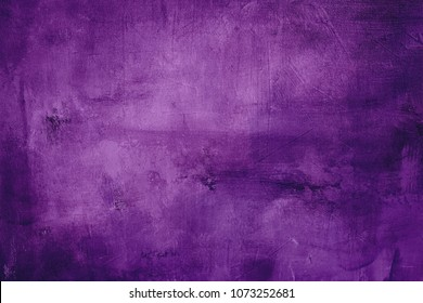 purple painting background or texture