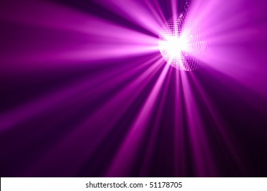 purple party background
