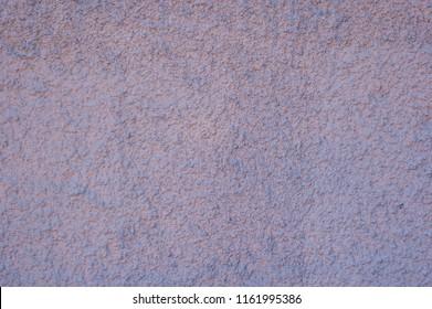 purple plastered painted wall