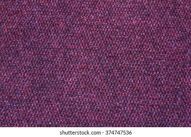 Purple and red carpet texture