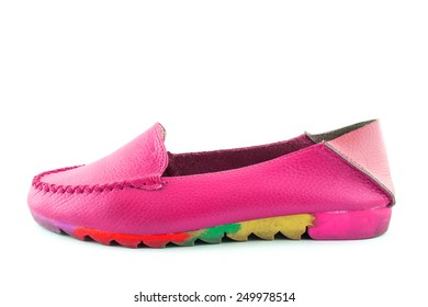 purple shoes for woman