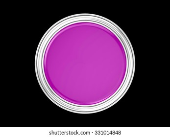 Purple silver badge background
