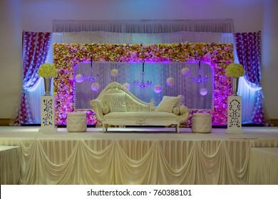 Wedding Stage Images, Stock Photos & Vectors | Shutterstock