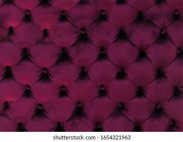 Fondo de telas de terciopelo púrpura