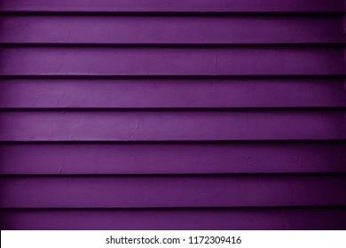 Purple Weatherboarding Textured Wall