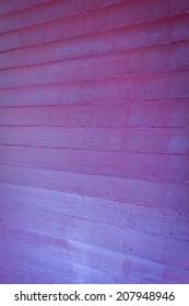 Purple Wood Siding Background