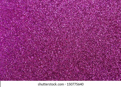 Purple-Pink glitter for texture or background