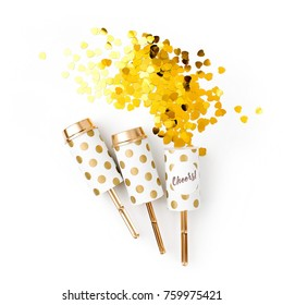 Push Confetti Poppers