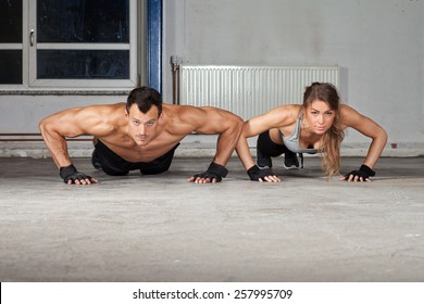 push up exercise