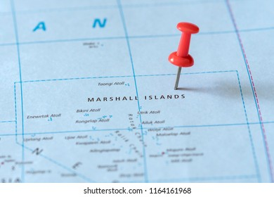 Marshall Islands Map Pin Images, Stock Photos & Vectors | Shutterstock