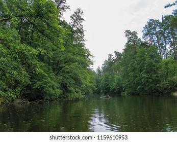 Pushcha Voditsa lake 1