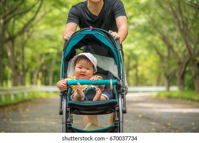 Pushchairs and babies