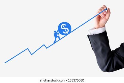 pushing us economy