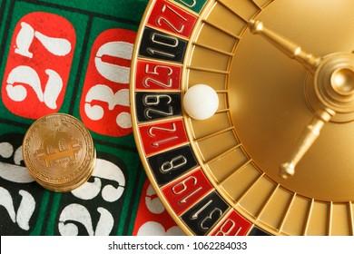 I put bitcoin in roulette casino
