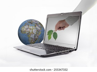 Put technology at the service of nature
