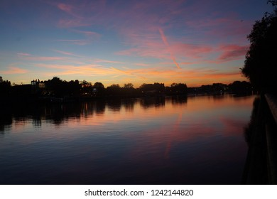 Putney Bridge Sunset