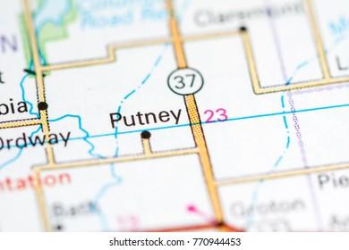 Putney. South Dakota. USA