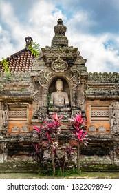 Putra Barong Temple. Ubud, Bali, Indonesia