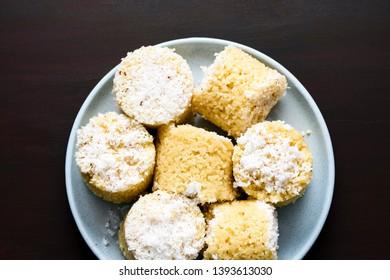 Puttu, or pittu, is a breakfast dish in Sri Lanka, Singapore, Indian state of Kerala, Tamil Nadu, parts of Karnataka, and Malaysia.