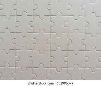puzzle background.