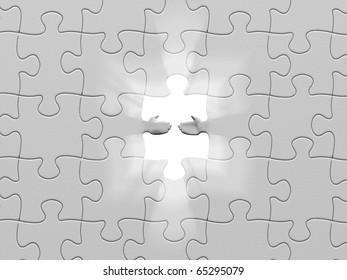 Puzzle - help