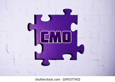 Puzzle with the word:CMO