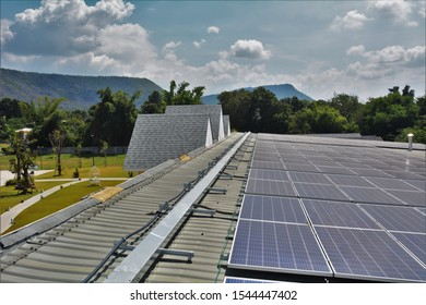PV MODULE SOLAR ROOFTOP PROJECT PATTA