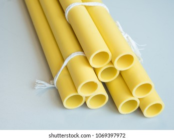 pvc, polyvinyle chloride pipe , for using in wiring electrical cable construction indoor