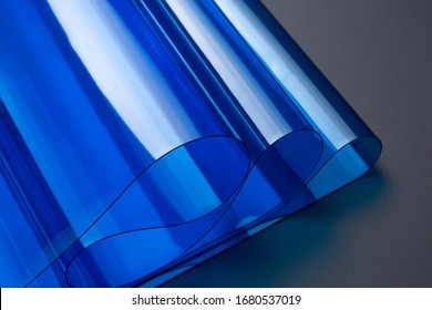 PVC soft film transparent film