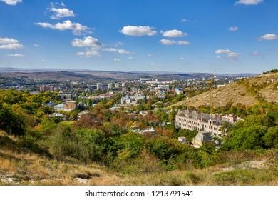 Pyatigorsk. Caucasus. Urban landscape. Autumn