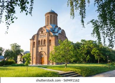 Pyatnytska church in Chernigiv, Ukraine in summer 2016