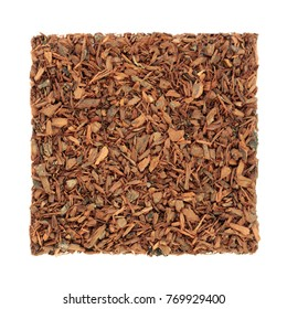 Pygeum bark herb used in alternative herbal medicine to stimulate sexual desire, to treat enlarged benign prostrate, can heal kidney disease, reduces inflammation. Pygeum africanum.