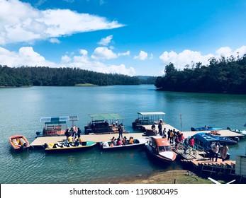 Pykara Lake, Ooty India