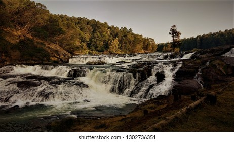 pykara waterfall ooty Tamil Nadu India