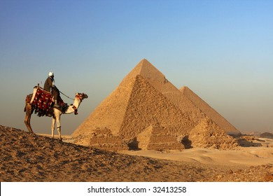 pyramid bedouin