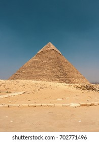 Pyramid in Egypt