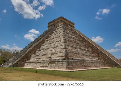 The Pyramid Mexico