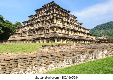 Pyramid of the Niches, El Tajin, Veracruz, Mexico